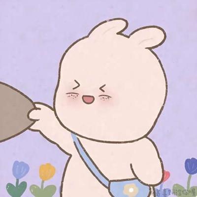 超可爱的情侣沙雕头像_WWW.QQYA.COM