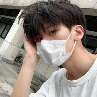 暗黑系头像男高冷_WWW.QQYA.COM