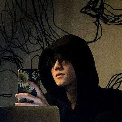 偏暗色系有魅力的男头_WWW.QQYA.COM
