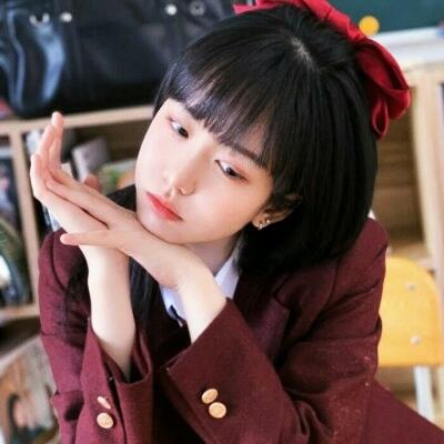 可爱温柔到爆的神仙头像女真人_WWW.QQYA.COM