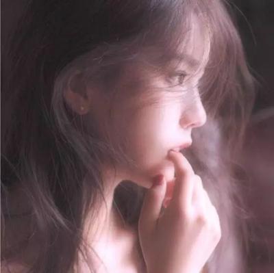 甜美的女孩头像_WWW.QQYA.COM