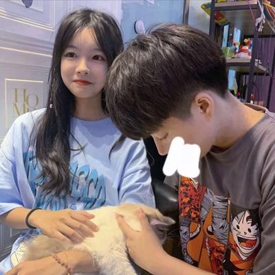 情侣头像 一男一女情头2021_WWW.QQYA.COM