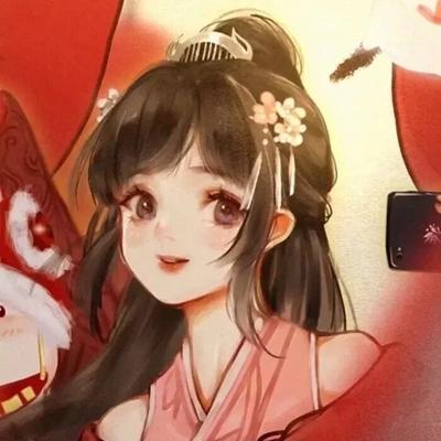 仙气飘飘古风女生头像_WWW.QQYA.COM