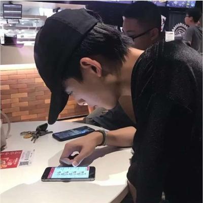玩网风格男头_WWW.QQYA.COM
