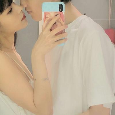 唯美清新情头学生成熟 个性 情头 一对两张_WWW.QQYA.COM