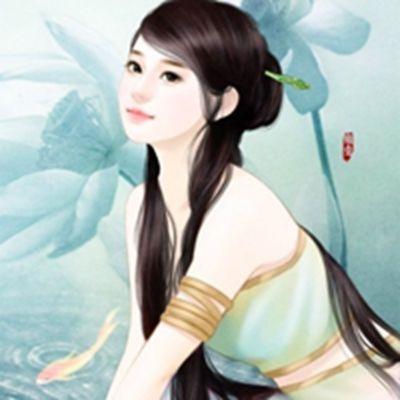 漂亮的古代美女头像图片大全_WWW.QQYA.COM
