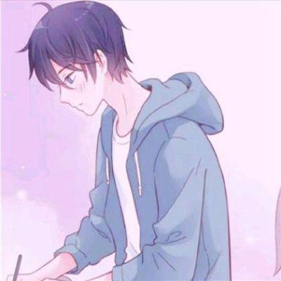 2021最新卡通情侣头像超萌版一男一女_WWW.QQYA.COM