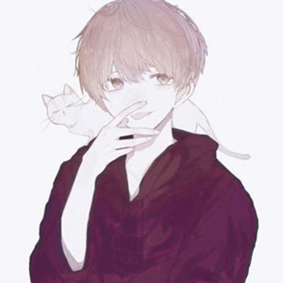 微信动漫男生高冷头像_WWW.QQYA.COM
