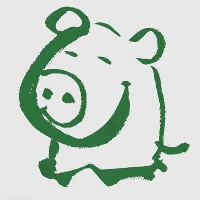 猪猪情侣头像一对两张_WWW.QQYA.COM