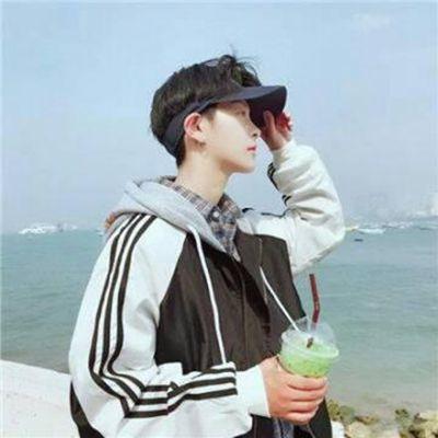 男孩子头像图片帅气_WWW.QQYA.COM