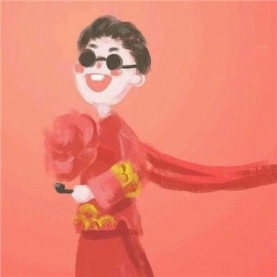 2021情侣头像最新版一左一右卡通_WWW.QQYA.COM