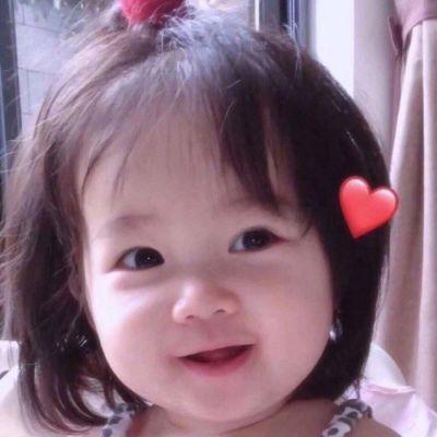 高清超萌的超可爱小女孩微信头像图片_WWW.QQYA.COM