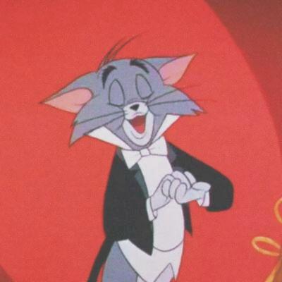猫和老鼠头像图片大全_WWW.QQYA.COM