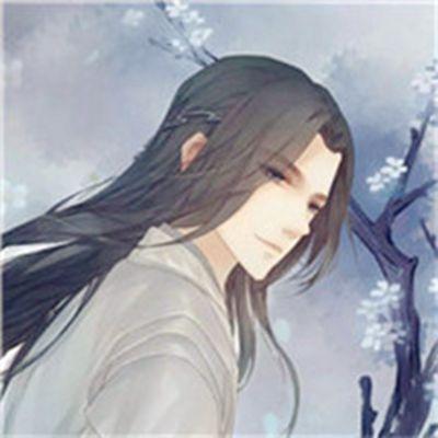 古风情侣头像嫁衣一对_WWW.QQYA.COM