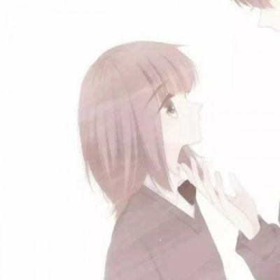 qq情头动漫一男一女_WWW.QQYA.COM