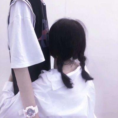 高清情侣头像双人同框两张QQ微信图片_WWW.QQYA.COM