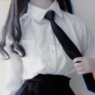 衬衫情侣头像一男一女_WWW.QQYA.COM