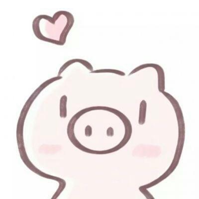 微信搞笑猪头像_WWW.QQYA.COM