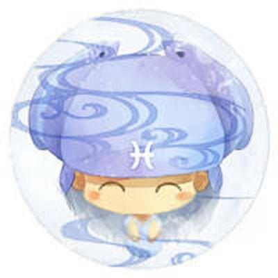 十二星座卡通人物萌图头像_WWW.QQYA.COM