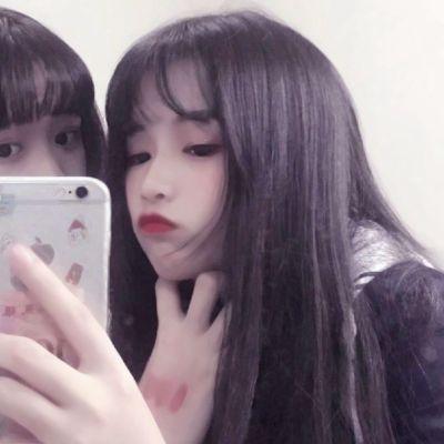 高清一对两张的闺蜜双人照片头像_WWW.QQYA.COM