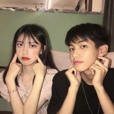 微信头像情头双人_WWW.QQYA.COM