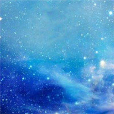 唯美夜晚星空头像_WWW.QQYA.COM