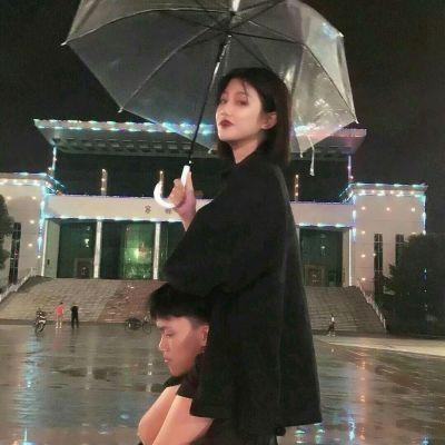 情侣头像真人高冷霸气_WWW.QQYA.COM