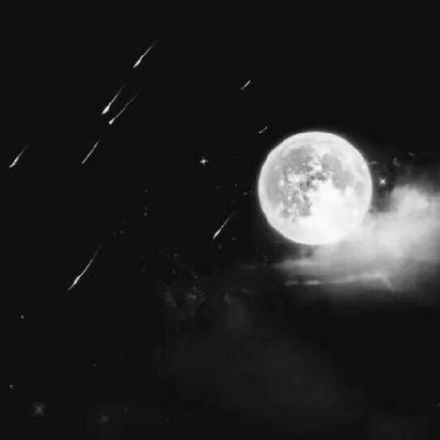微信头像月亮图片大全_WWW.QQYA.COM