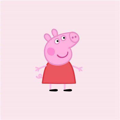 小猪佩奇图片头像_WWW.QQYA.COM
