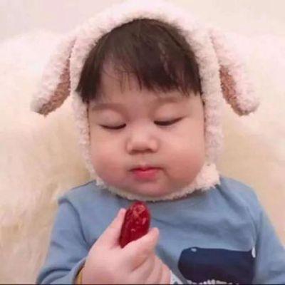 可爱呆萌小男孩头像_WWW.QQYA.COM