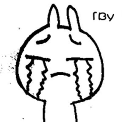 兔斯基头像呆萌图片_WWW.QQYA.COM