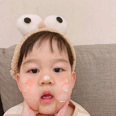 超可爱小男孩萌娃头像大全_WWW.QQYA.COM