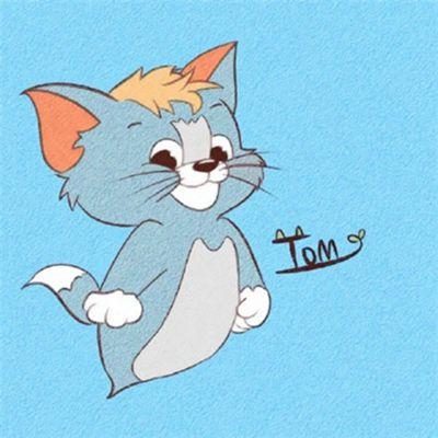 猫和老鼠情侣头像高清_WWW.QQYA.COM