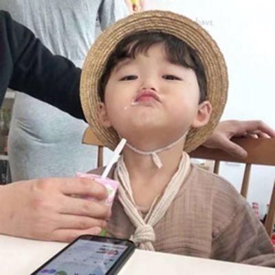 可爱萌小男孩头像图片大全_WWW.QQYA.COM