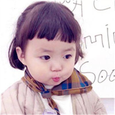 可爱萌小孩头像超清_WWW.QQYA.COM