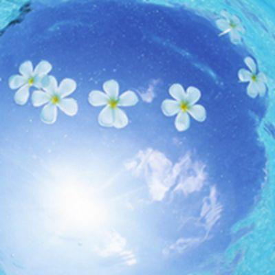 美丽漂亮大海的图片唯美蓝色头像_WWW.QQYA.COM