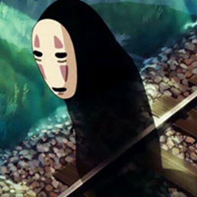 有点恐怖的卡通可爱的无脸男头像图片大全_WWW.QQYA.COM