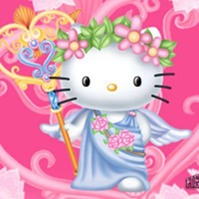 hello kitty头像图片_WWW.QQYA.COM
