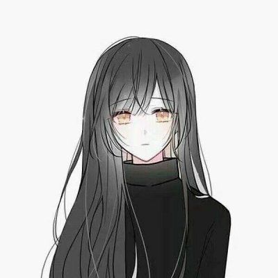 动漫头像女生唯美长发_WWW.QQYA.COM