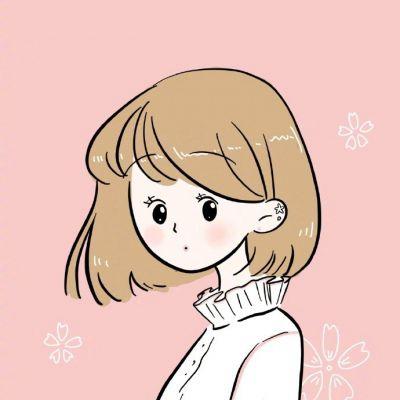 可爱卡通女生头像萌图片_WWW.QQYA.COM