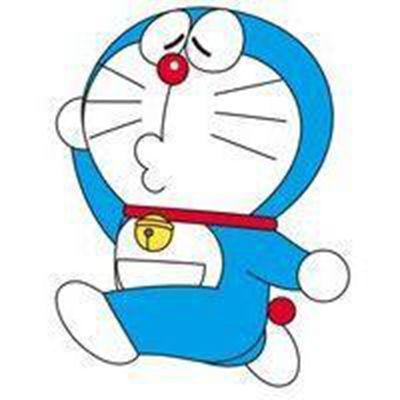 机器猫图片微信头像_WWW.QQYA.COM