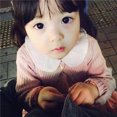 可爱的小孩子大眼萌娃头像精选_WWW.QQYA.COM