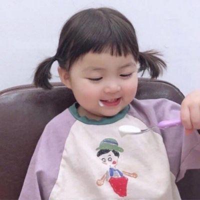 可爱小孩子情侣头像一男一女高清图片_WWW.QQYA.COM