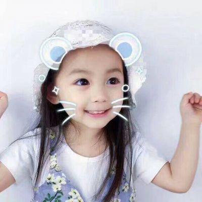 闺蜜头像小孩子萌一对_WWW.QQYA.COM