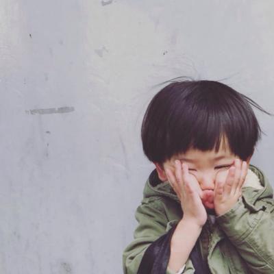 头像小男孩可爱萌高清_WWW.QQYA.COM