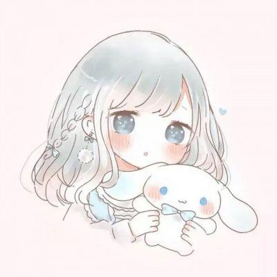 卡哇伊三人闺蜜头像图片_WWW.QQYA.COM