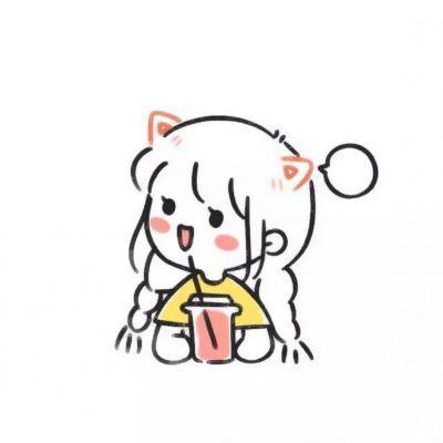 可爱情头动漫高清_WWW.QQYA.COM