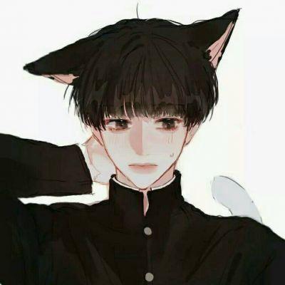 情侣头像动漫高冷霸气_WWW.QQYA.COM