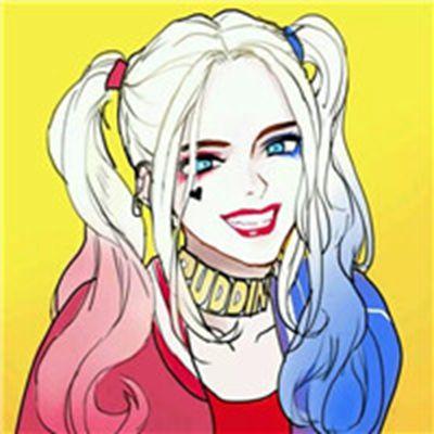 小丑女图片头像大全_WWW.QQYA.COM