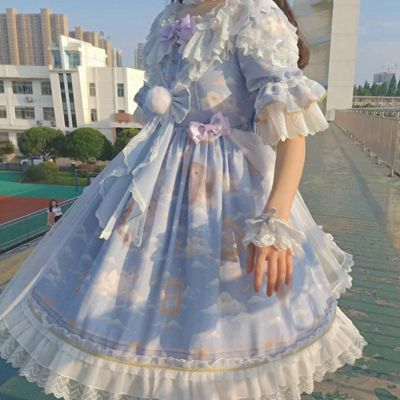 高清女生部位洛丽塔裙子头像图片_WWW.QQYA.COM